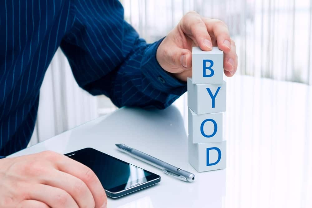 BYOD can be a competitive advantage, IT managers say (1)