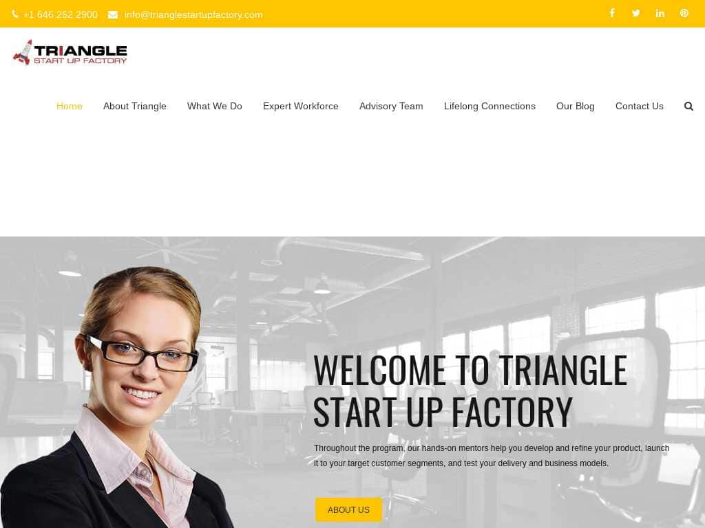 Triangle Startup Factory launches six startups at Pitch Day
