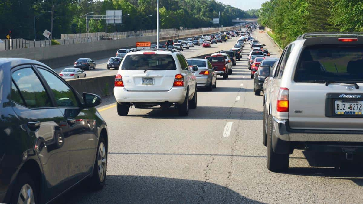 Atlanta Commute Among The Worst, Raleigh's Worse Than Charlotte's.jpg