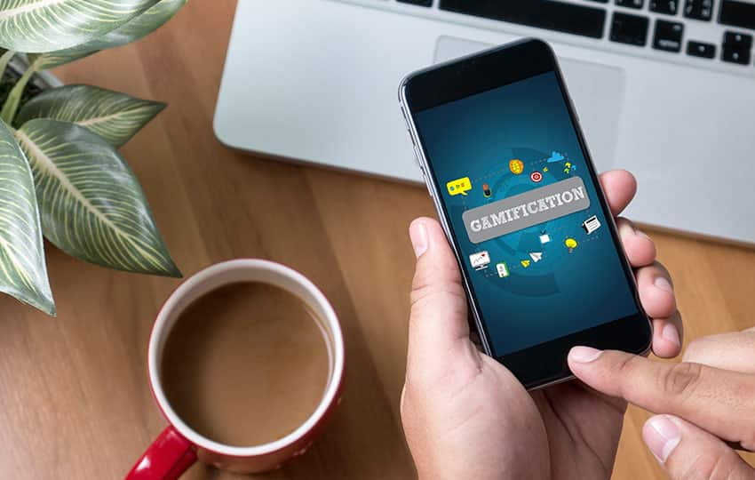 Gamification will be more embedded in daily life by 2020