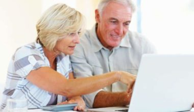 Half of American adults 65 & older are now online