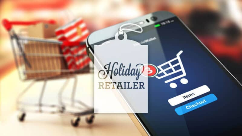 Most Americans will shop online during the holidays