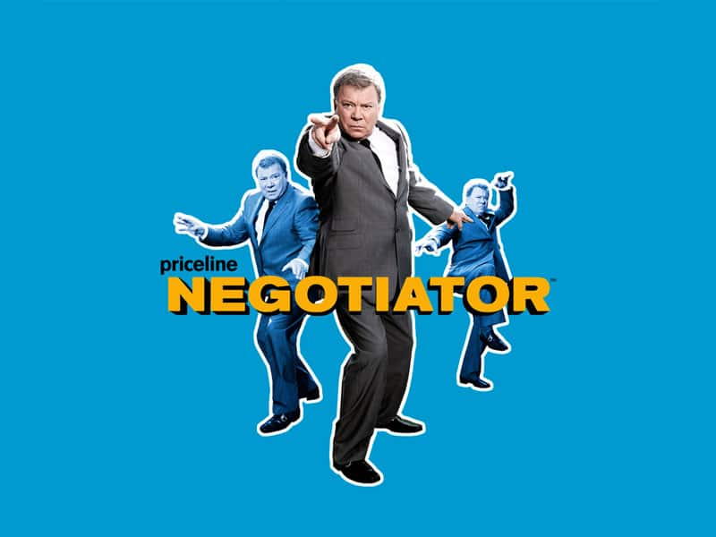 "Priceline to kill off Shatner's ""Negotiator"" in new ad campaign"