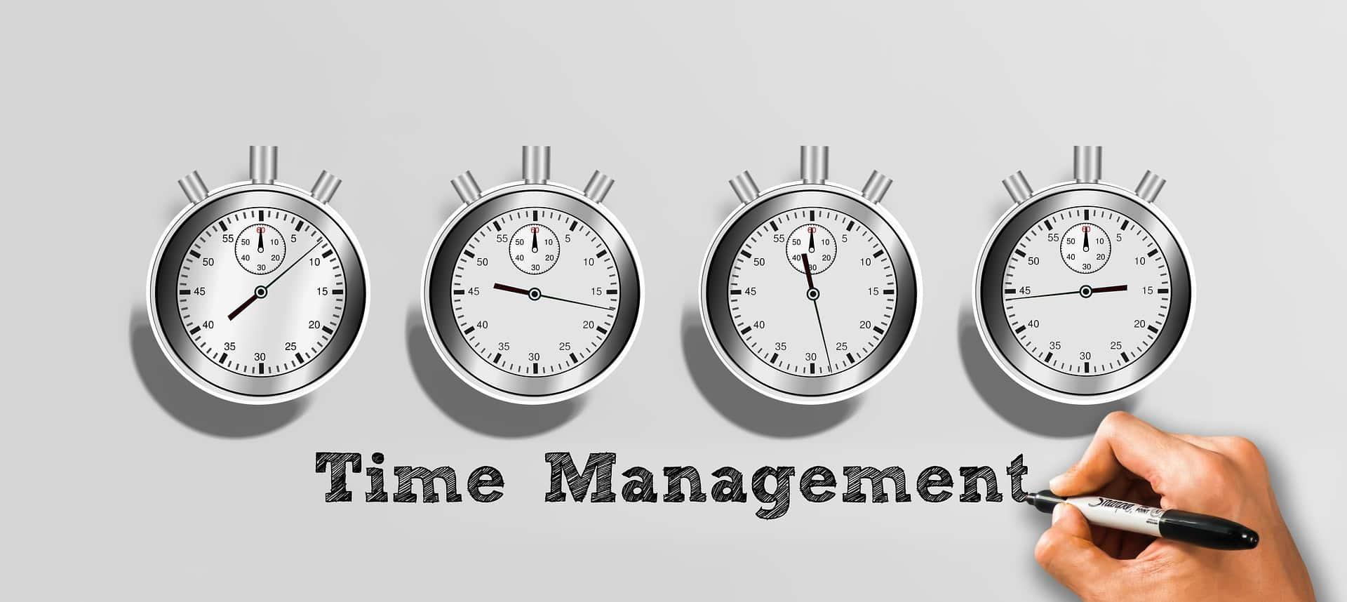 Six Time Management Tips For Entrepreneurs