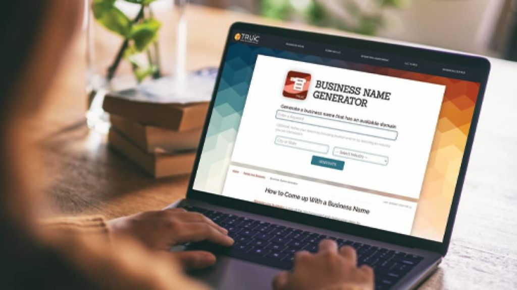 How to Use TRUiC Business Name Generator
