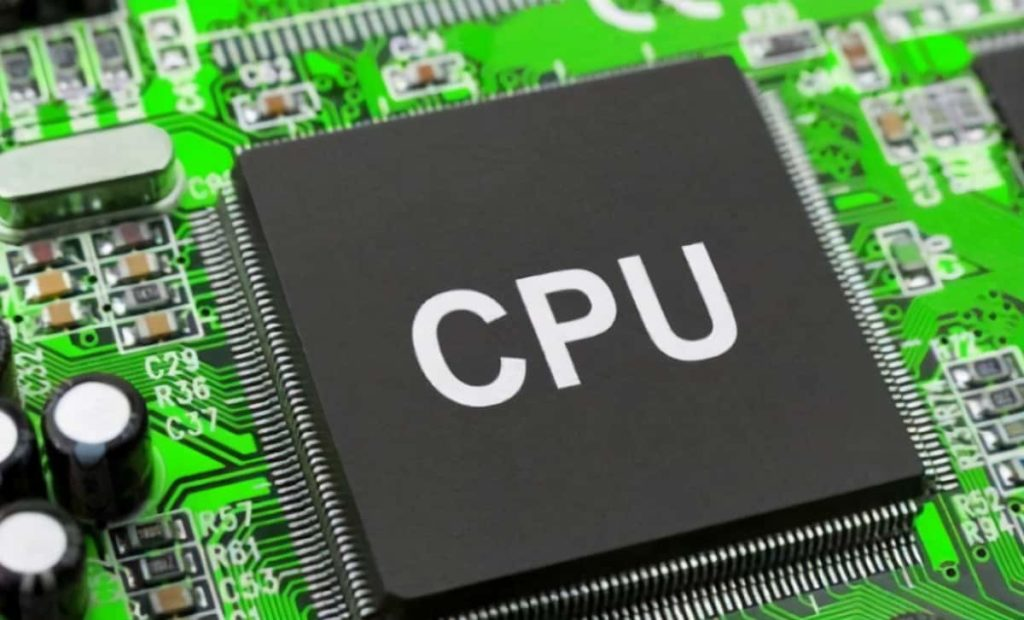 Technical Aspects of a CPU
