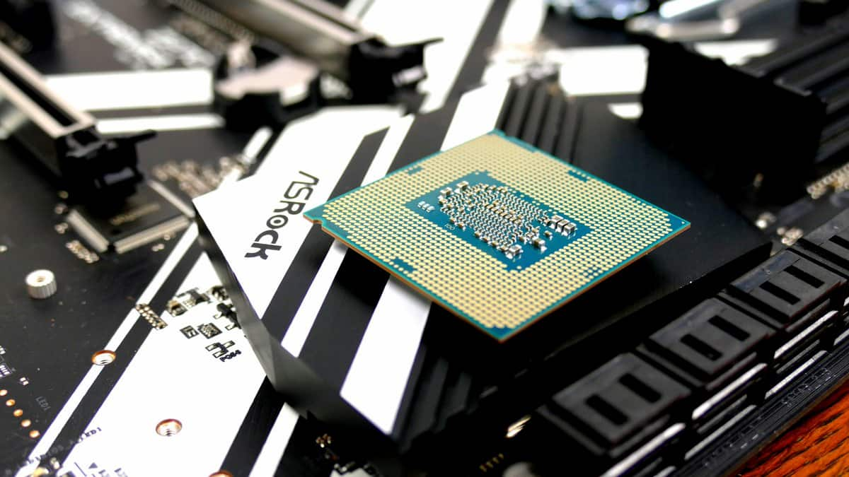 how many transistors in a cpu