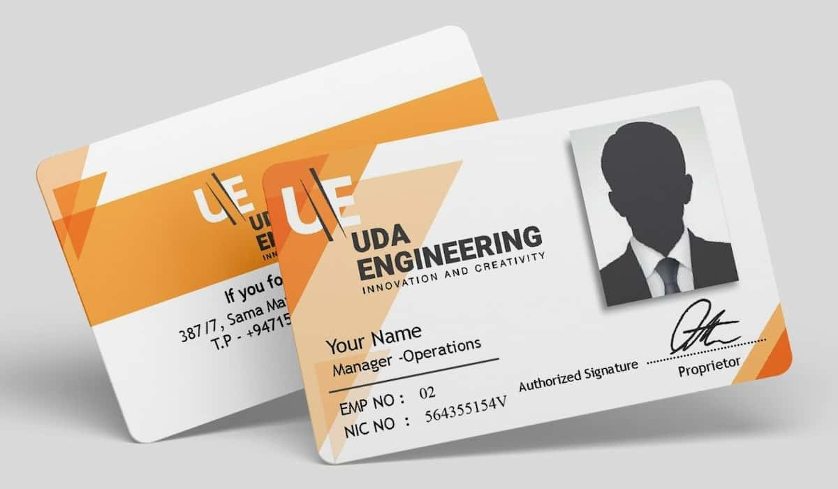 Custom Printed ID Cards