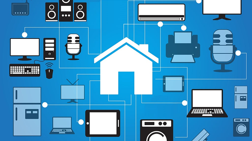 What is home automation using IoT