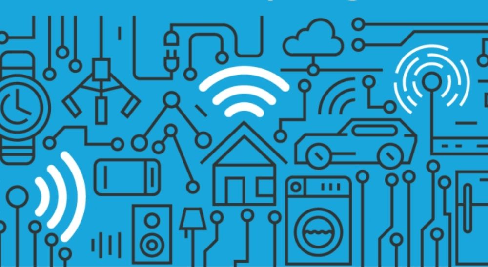 How the Internet of Things and Cloud Computing are Related