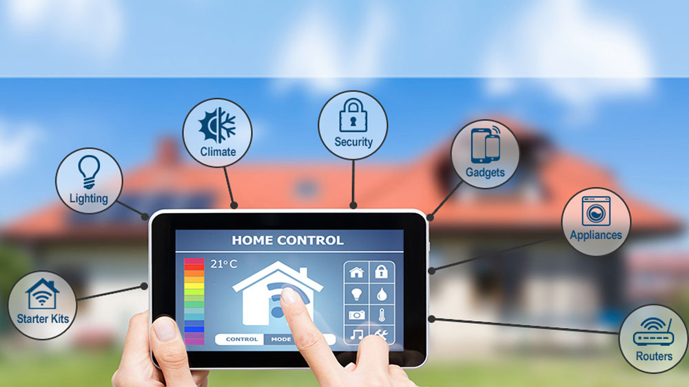 IoT Based Home Automation System Using Arduino