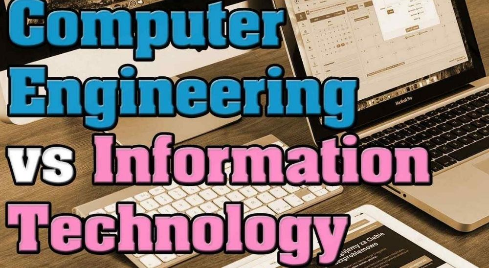 Software Engineering vs Computer Information Technology