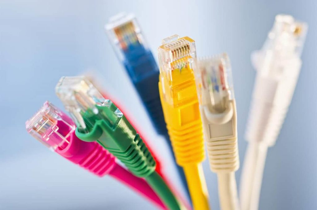 Types Of Ethernet Cables