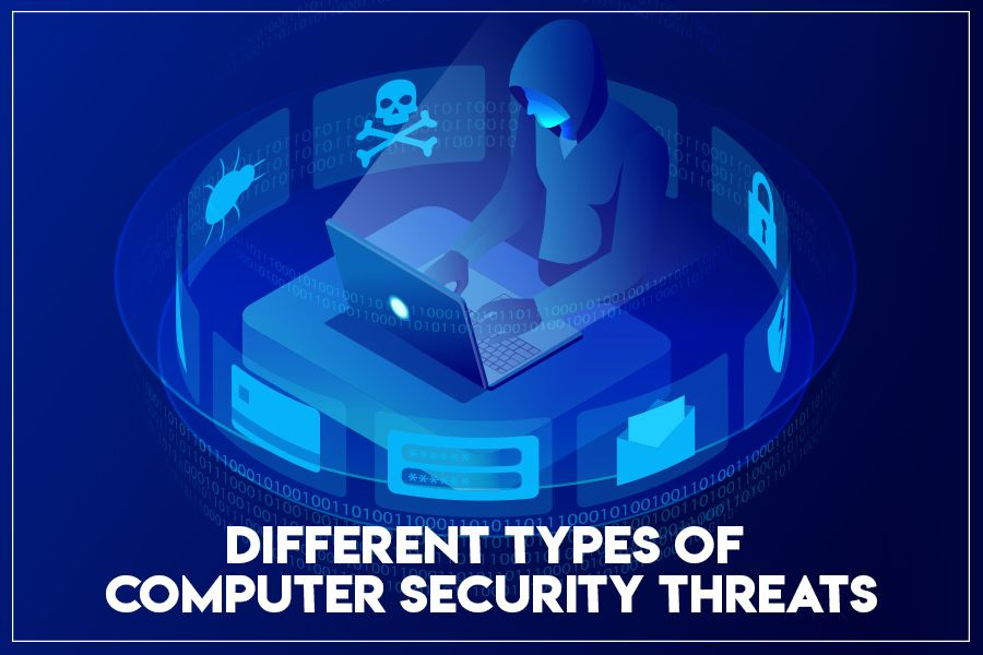 types of computer security