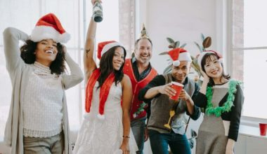 corporate holiday party themes